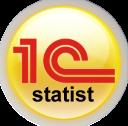 1С Statist 1C - Гаджет для боковой панели